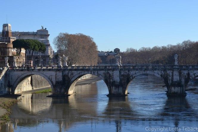 Tevere och bro