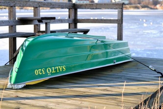 Båt Saltö 320