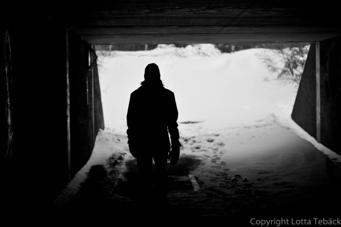 Ut ur tunneln